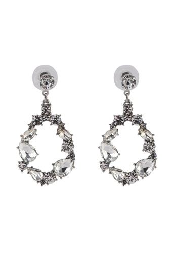 ALDO silver Siblia Earrings 76ECEAC4746662GS_1