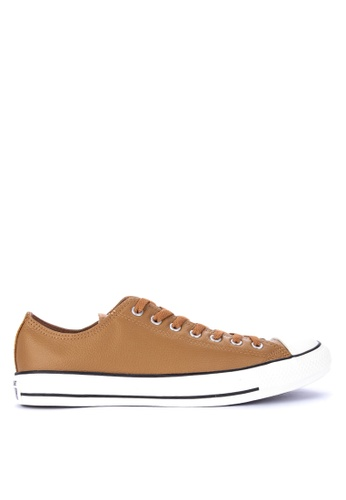 4cb5e7fca381 Shop Converse Chuck Taylor Post Game Leather Sneakers Online on ZALORA  Philippines
