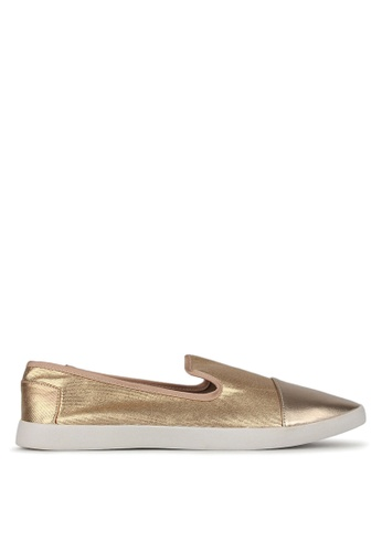 Betts gold Sumo Slip-On Sneakers 3E912SH12AB204GS_1