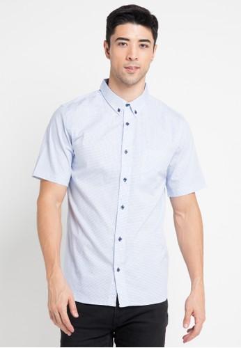 OTO ONO blue Short Sleeve OT276AA0V4WIID_1