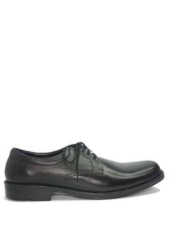 Dr. Kevin black Dr. Kevin Men Dress & Bussiness Formal Shoes 13284 - Black DR982SH0UMT2ID_1