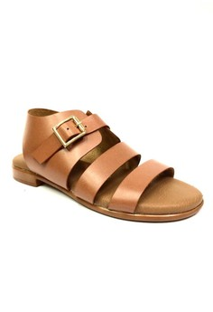 Maica Leather Sandals