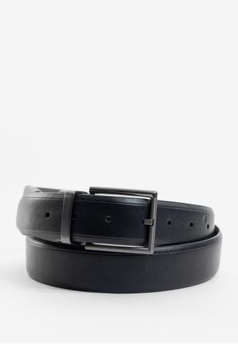 Kenneth Cole black Men's Belt A951AACF4319CBGS_1