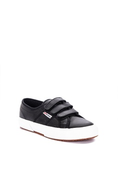 dc4764e14698c 45% OFF Superga Leather 3-Strap Sneakers Php 3,450.00 NOW Php 1,897.50  Available in several sizes