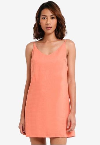 Billabong brown Summer Love Dress 2094FAA44A52FEGS_1