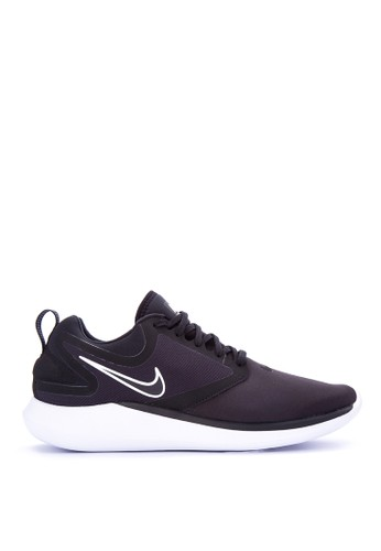 Nike black and multi Men's Nike LunarSolo Running Shoes NI126SH0WCLRID_1