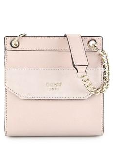 Tepper Mini Flap Crossbody Bag