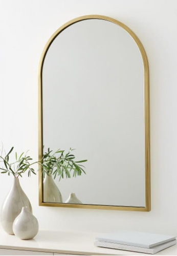 Homeliving.My Arch Mirror Gold 4F8FAHL2C736BEGS_1