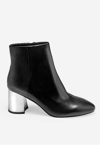 ASH 黑色 Harlem - 黑色靴 CACACSH6A5B3ACGS_1
