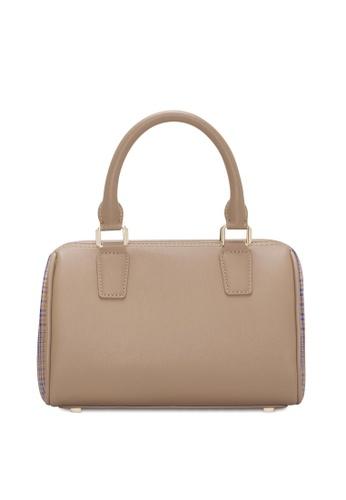 VINCCI brown Bowling Bag 4634DAC40A4989GS_1