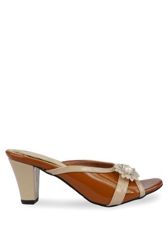 CLAYMORE beige CLAYMORE Heels HA - 010 Tan 6C14DSHD7291BBGS_1