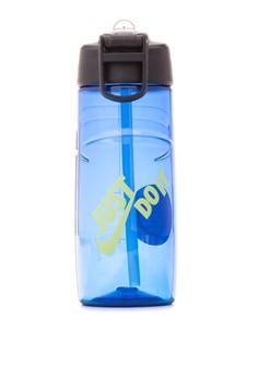 Nike T1 Flow Just Do It Swoosh Water Bottle 16oz OSFM