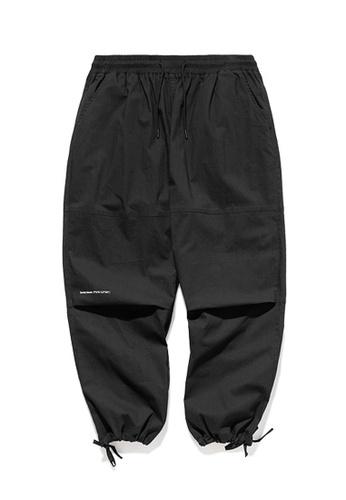 Twenty Eight Shoes Drawstring waist chino Pants 93451W A5AFAAA852D6E6GS_1