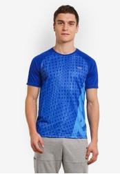 2GO blue Running Round Neck Short Sleeve T-Shirt 2G729AA0S5ZLMY_1