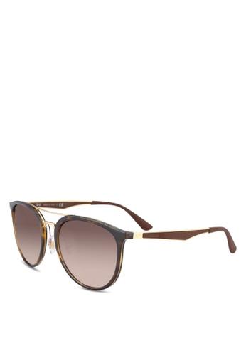 Ray-Ban brown RB4285 Sunglasses RA896GL0RNJLMY_1