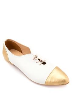 Tania Pointed Toe Flats