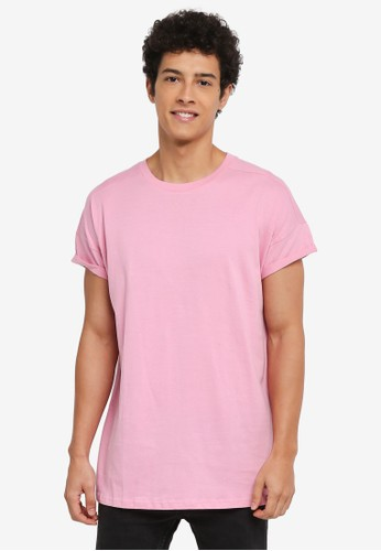 Factorie pink The Cap Tee 9E9DEAAC5D893EGS_1