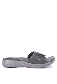 40ead8a5bb83 Skechers grey On-The-Go 600 - Regal Slides B7005SH7799B78GS 1