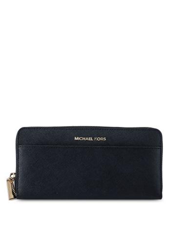 MICHAEL KORS black Continental Wallet (zt) DCEAFAC4457C14GS_1