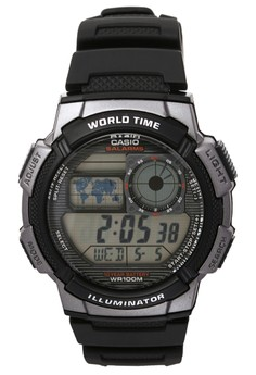 Digital Watch AE-1000W-1BVDF