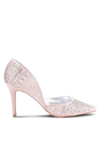 Carvela KG pink Grady Heels CA459SH58BDPMY_1
