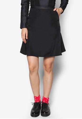 簡約傘擺短裙,esprit outlet台北 服飾, 迷你裙
