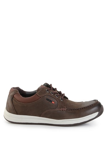 Watchout! Shoes brown Casual Semi Moccassin WA021SH0V7XNID_1