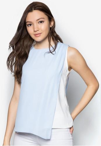 Layered Insert Top, 服飾, 坦克背心& zalora taiwan 時尚購物網細肩帶背心