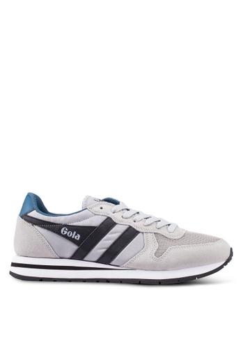 Gola grey Daytona Sneakers 0EB00SH3C2DDB5GS_1