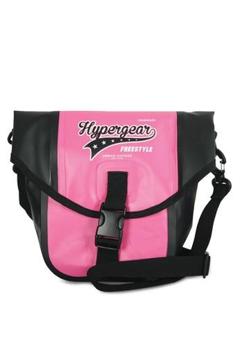 Hypergearesprit hong kong 分店 翻蓋口袋斜背包, 包, 飾品配件