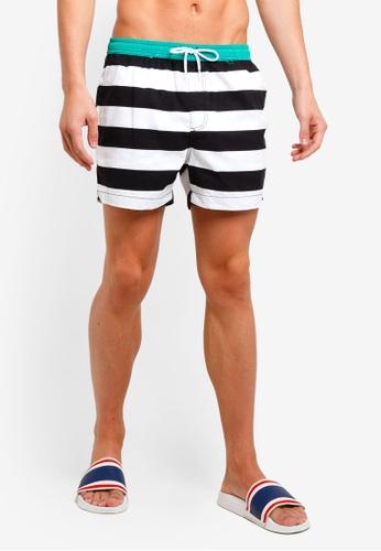 Factorie 多色 Swim Shorts C3456AA0AF1383GS_1