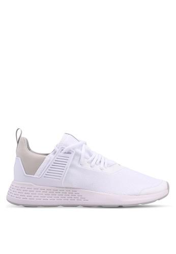 Puma white Sportstyle Core Insurge Mesh Shoes 74F0ASHC15D4E3GS_1