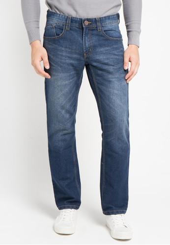 Watchout! Jeans blue Straight Relax Pants 623 WA971AA28JWLID_1