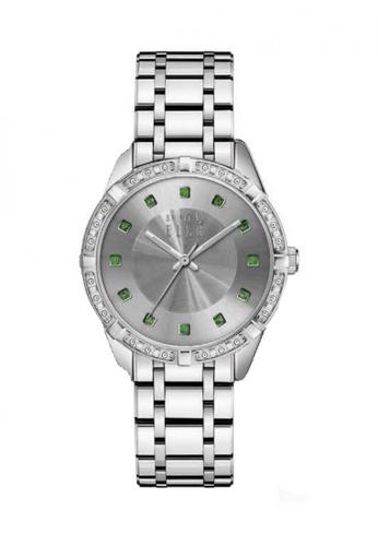 ELLE green Fashion Ladies Watch SP241AC34UDHMY_1
