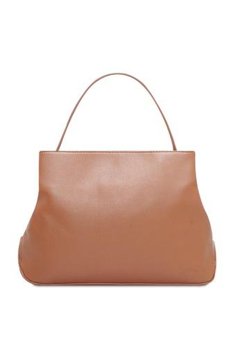 VINCCI brown Hobo Bag 67AB7ACA33A7F6GS_1