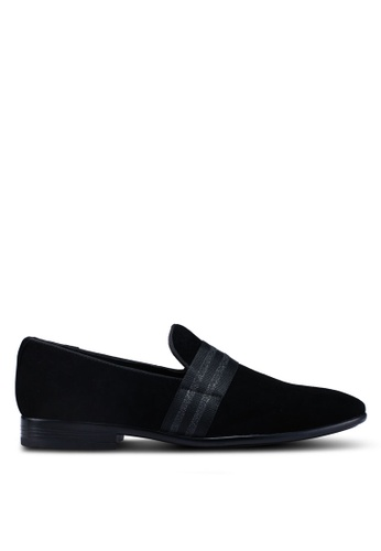 ALDO black Asaria Loafers 42E41SH1EB15C9GS_1