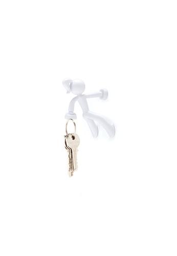 Peleg Key Petite Magnetic Key Holder (White) CB436HLCB9D60DGS_1