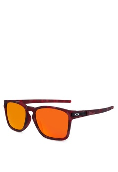 0ab79a8b6 Oakley red Performance Lifestyle OO9358 Sunglasses D7020GL539AE73GS_1