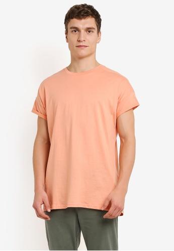 Factorie orange The Cap Tee FA880AA0RYA1MY_1