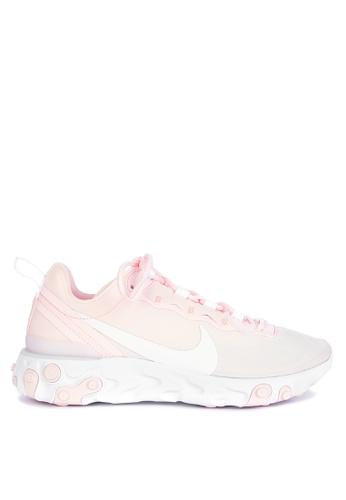 Shop Nike Nike React Element 55 Shoes Online on ZALORA Philippines cf7ae7fc224b