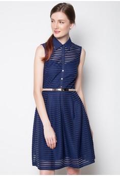 Donald Short Dress