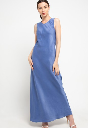 LUIRE by Raden Sirait blue Fm Long Inner Kensi Lv DD2A0AA66E19DEGS_1