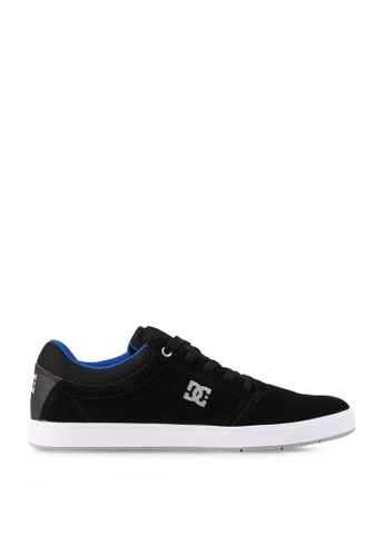 DC Shoes black Crisis Shoes A6551SH33BBA14GS_1