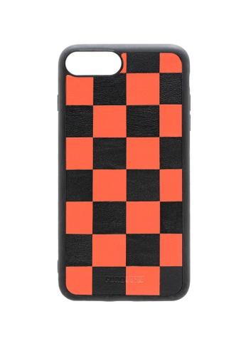 POROLUXE orange PHONE CASE FOR IPHONE 6+/7+/8+ CE4C5AC9E5ED1BGS_1