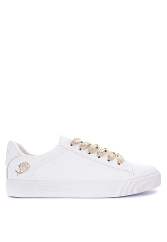 Appetite Shoes white Lace Up Sneakers AP667SH0K8R3PH_1
