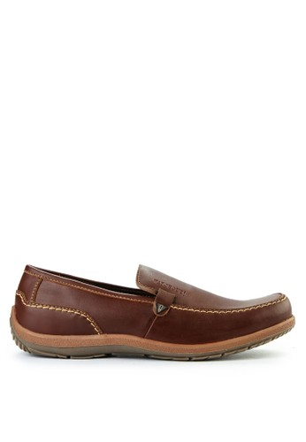 Watchout! Shoes brown Shoes Casual Loafer A203DSHB3D68B8GS_1