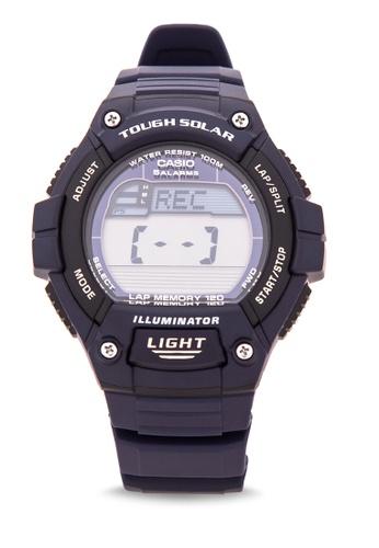 Casio blue Digital Watch W-S220-2AVDF CA076AC85LSWPH_1