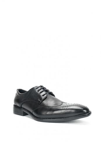 Mario D' boro Runway black MR 41100 Black  Formal Shoes 7EC97SH6D7942AGS_1