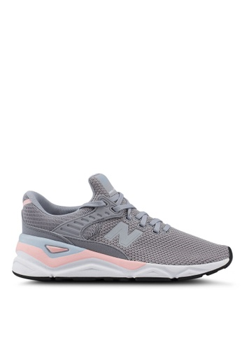 New Balance 灰色 X90 Lifestyle Modern Essential 運動鞋 268C7SHBAD089DGS_1