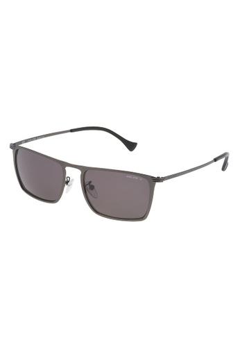 Police grey POLICE Rival 8 Polarized Sunglasses SPL155 H68P PO706AC68OYXMY_1